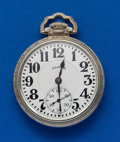 Timepieces:Pocket (post 1900), Illinois, 21 Jewel, 60 Hour Bunn Special. ...
