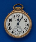 Timepieces:Pocket (post 1900), Illinois, 23 Jewel, 60 Hour Bunn Special. ...