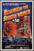"""Movie Posters:Action, 13 Nuns Lot (21st Century, 1982). One Sheets (2) (27"""" X 41""""). Action. Alternate title: Revenge of the Shogun Women.. ... (Total: 2 Items)"""