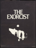 "Movie Posters:Horror, The Exorcist (Warner Brothers, 1974). Special Poster (18.5"" X 24.5""). Horror.. ..."