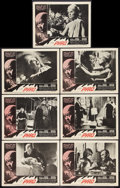 "Movie Posters:Horror, Pyro (American International, 1963). Lobby Cards (7) (11"" X 14"").Horror.. ... (Total: 7 Items)"