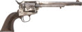 Military & Patriotic:Indian Wars, Colt SAA Revolver Cal. .44-40 #57129 Mfg. 1880 with a Fascinating History....