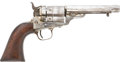 Military & Patriotic:Indian Wars, Richards Mason Conversion of Colt M1860 Army Revolver Cal. 44 Colt#7112....
