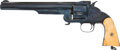 Military & Patriotic:Indian Wars, Smith & Wesson 2d Model American .44 Cal. SA Revolver #13723....