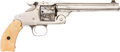 Military & Patriotic:Indian Wars, Smith & Wesson New Model No. 3 Serial #18941....