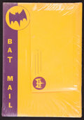 """Movie Posters:Action, Batman (20th Century Fox, 1966). Fan Club Stationery. 12 LetterHeads (7.25"""" X 10.5"""") and 12 Envelopes (4' X 7.75"""") . Action..."""