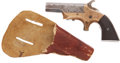 Military & Patriotic:Indian Wars, Southerner .41 RF Derringer....