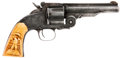 Military & Patriotic:Indian Wars, Smith & Wesson 2d Model Schofield .45 Cal. Revolver #7507....