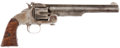 Military & Patriotic:Indian Wars, Smith & Wesson Second Model American .44 Cal. Revolver#29930....