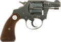 Military & Patriotic:WWII, Colt Banker's Special .22 Cal. Revolver # 369038 Mfg. 1934....