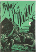Books:Hardcover, August Derleth The Mask of Cthulhu (Arkham House, 1958)....