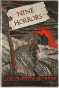 Books:Hardcover, Joseph Payne Brennan Nine Horrors and a Dream (Arkham House,1958)....