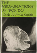 Books:Hardcover, Clark Ashton Smith The Abominations of Yondo (Arkham House,1960)....