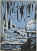 Books:Hardcover, August Derleth The Trail of Cthulhu (Arkham House, 1962)....