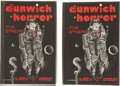 Books:Hardcover, H. P. Lovecraft The Dunwich Horror and Others First and Fifth Editions (Arkham House, 1963-81).... (Total: 2 )