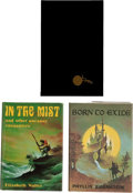 Books:Hardcover, The Black Book of Clark Ashton Smith, In the Mist,and Born to Exile (Arkham House, 1978-79).... (Total: 3Items)