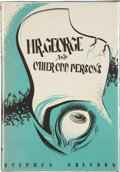 Books:Hardcover, Stephen Grendon Mr. George and Other Odd Persons (ArkhamHouse, 1963)....