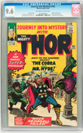 Silver Age (1956-1969):Superhero, Journey Into Mystery #105 (Marvel, 1964) CGC NM+ 9.6 Off-white to white pages....