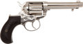 Military & Patriotic:Indian Wars, Colt M1877 Lightning Double Action Revolver #88230 Mfg. 1892....