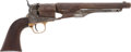Military & Patriotic:Indian Wars, Colt M1860 .44 Cal. Percussion Army Revolver # 180612 Mfg. 1869....