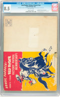 Golden Age (1938-1955):Western, Red Ryder Victory Patrol #nn (Dell, 1944) CGC VF+ 8.5 Off-whitepages....