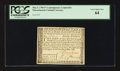 Colonial Notes:Massachusetts, Massachusetts May 5, 1780 $7 Contemporary Counterfeit PCGS VeryChoice New 64.. ...