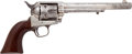 Military & Patriotic:Indian Wars, Colt SAA Revolver #26454 Accompanied by Factory Letter....