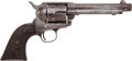 Military & Patriotic:Indian Wars, Colt SAA Revolver #117925 Mfg. 1886....