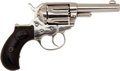 Military & Patriotic:Indian Wars, Colt M1877 Lightning Double Action Revolver Serial #844 Mfg. 1877....