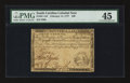 Colonial Notes:South Carolina, South Carolina February 14, 1777 $30 PMG Choice Extremely Fine 45.. ...