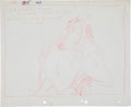 Animation Art:Production Drawing, Diamond Horseshoe Dream Sequence (Lamour Toujour) AnimationArt Group (1945).... (Total: 18 Items)