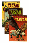 Silver Age (1956-1969):Adventure, Tarzan Western Penn pedigree Group (Gold Key, 1962-72) Condition: Average VF/NM.... (Total: 54 Comic Books)