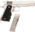 Military & Patriotic:WWII, Norinco M1911A1 Cal. .45 ACP Automatic Pistol #403381....