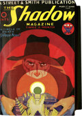 Pulps:Hero, Shadow March-May '34 Volume (Street & Smith, 1934)....