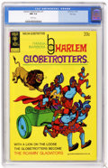 Bronze Age (1970-1979):Cartoon Character, Harlem Globetrotters #7 File Copy (Gold Key, 1973) CGC NM 9.4 Whitepages. Overstreet 2004 NM- 9.2 value = $18. CGC census 2...