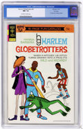 Bronze Age (1970-1979):Cartoon Character, Harlem Globetrotters #8 File Copy (Gold Key, 1974) CGC NM- 9.2Off-white to white pages. Overstreet 2004 NM- 9.2 value = $18...
