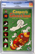 Bronze Age (1970-1979):Cartoon Character, Casper's Ghostland #54 File Copy (Harvey, 1970) CGC NM+ 9.6 Whitepages....