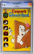 Bronze Age (1970-1979):Cartoon Character, Casper's Ghostland #61 File Copy (Harvey, 1971) CGC NM/MT 9.8 White pages....