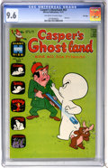Bronze Age (1970-1979):Cartoon Character, Casper's Ghostland #63 File Copy (Harvey, 1971) CGC NM+ 9.6Off-white to white pages....