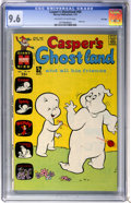 Bronze Age (1970-1979):Cartoon Character, Casper's Ghostland #64 File Copy (Harvey, 1972) CGC NM+ 9.6Off-white to white pages....