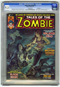 Magazines:Horror, Tales of the Zombie #5 Massachusetts pedigree (Marvel, 1974) CGCNM- 9.2 Off-white pages. Earl Norem cover. Pablo Marcos, Di...