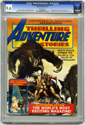 Magazines:Miscellaneous, Thrilling Adventure Stories #2 (Atlas-Seaboard, 1975) CGC NM+ 9.6Off-white pages. Neal Adams cover art. Russ Heath, Walt Si...
