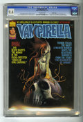 Bronze Age (1970-1979):Horror, Vampirella #39 Pacific Coast pedigree (Warren, 1975) CGC NM 9.4Off-white pages. Cover by Ken Kelly, with a frontispiece by ...