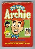 Books:First Editions, The Best of Archie First Edition Hardcover (G. P. Putnam's Sons,1980) This scarce Archie hardcover book features the be...