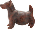 Antiques:Antiquities, Colima Dog with Gentle Snarl...