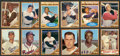 Baseball Cards:Sets, 1962 Topps Baseball Partial Set (298) Plus Over 30 Green Tint Variations. ...