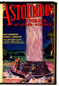 Pulps:Science Fiction, Astounding Stories Bound Volumes (Street & Smith, 1930-34)....(Total: 16 Items)
