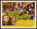 "Movie Posters:Crime, The Green Buddha (Republic, 1955). Half Sheet (22"" X 28"") Style A. Crime.. ..."