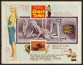 "Movie Posters:Bad Girl, Girls Town Lot (MGM, 1959). Half Sheets (2) (22"" X 28""). Bad Girl..... (Total: 2 Items)"