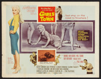 """Girls Town and Other Lot (MGM, 1959). Half Sheets (2) (22"""" X 28""""). Bad Girl. ... (Total: 2 Items)"""